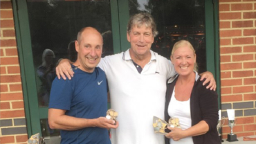 Chorleywood Lawn Tennis Club Summer Tournament 2019