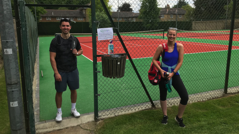 Doubles Coaching Sessions (Ladies, Mens, and Mixed) From End February Thru April