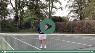 Serve: Serve & Volley