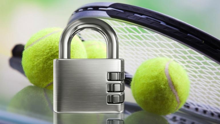 Re-Attach The Gate Lock