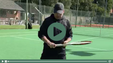 Forehand Grip