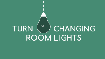 Please Turn Off the Changing Room Lights