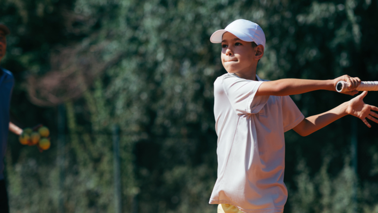 Junior Tennis Camp this Easter