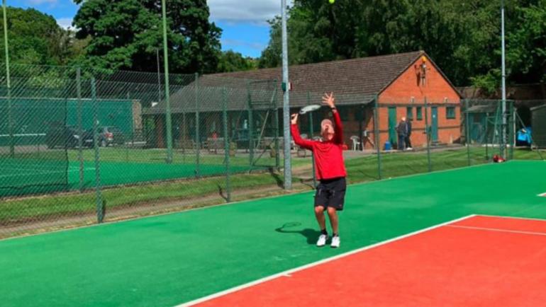 Men's Tennis Coaching and Singles Ladder