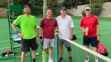 Adult Summer Tournament 2021 – Results