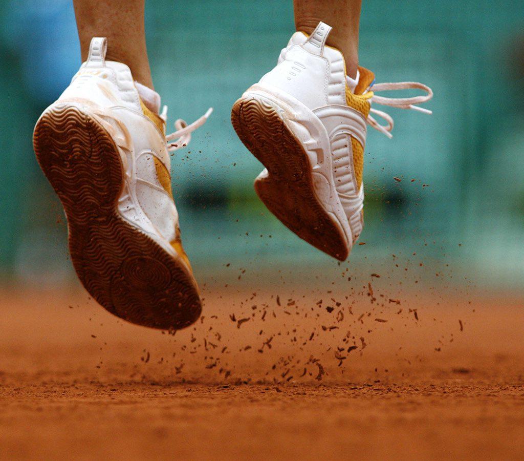 Sevens tennis tournament and social